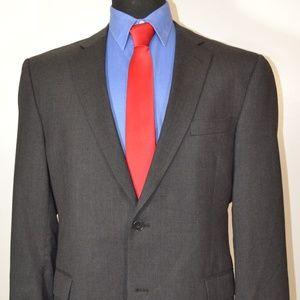 Perry Ellis 44R Sport Coat Blazer Suit Jacket